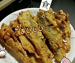 干炸黄花鱼的做法