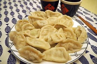 猪肉白菜饺子(上班族吃饺子全攻略)