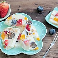 什锦酸奶薄脆的做法图解8