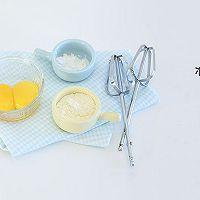 蛋黄小饼干 宝宝辅食微课堂的做法图解1