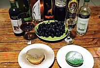 白葡萄酒蛋糕的做法