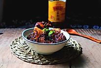 梅干菜粽子烧排骨#金龙鱼外婆乡小榨菜籽油,最强家乡菜#的做法