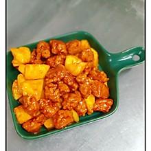 #橄享国民味 热烹更美味#菠萝咕噜肉