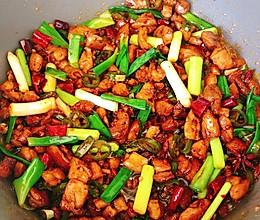 [辣炒鸡腿肉]开胃超下饭的做法