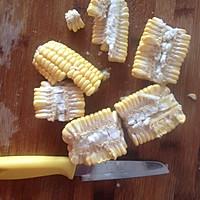 小窍门:快速剥玉米粒的做法图解6