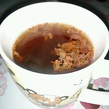 红糖玫瑰花酱