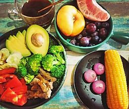 减肥吃什么合集的做法