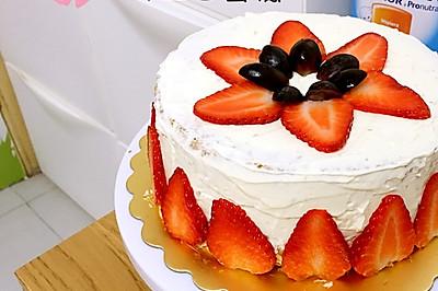八寸生日蛋糕