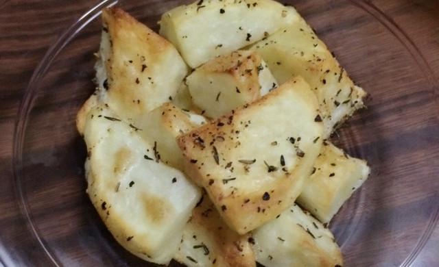 超简单烤土豆