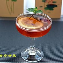 蔓越莓冰鸡尾酒#新鲜新关系#