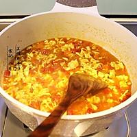 小番茄炒鸡蛋拌手擀面——秋风渐起,来一碗有温度的面的做法图解8
