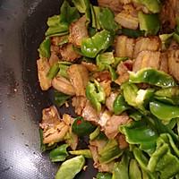 青椒回锅肉的做法图解6