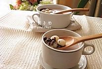 红豆圆子汤的做法