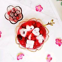 #轻饮蔓生活#美国蔓越莓果冻饮
