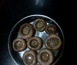 油煎白蘑菇的做法