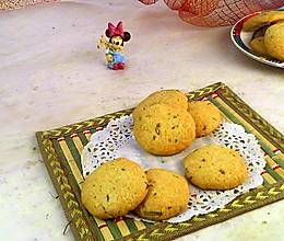 迷迭香全麦酥饼#初夏搜食#的做法