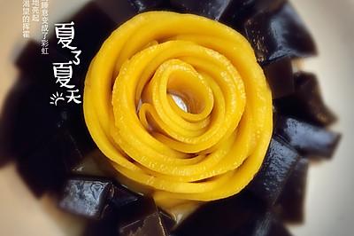 烧仙草(用草烧制)