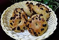 #美食新势力#燕麦甜甜圈的做法
