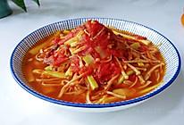 菇瓜肉酱茄茄汤的做法