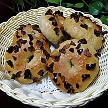 #美食新势力#燕麦甜甜圈