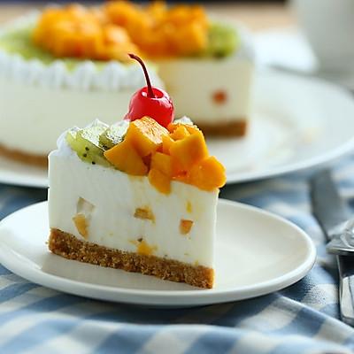 酸奶水果慕斯