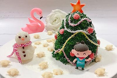 #令人羡慕的圣诞大餐#