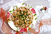 #太太乐鲜鸡汁玩转健康快手菜# 芋头糕的做法