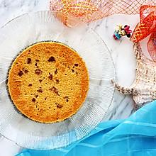 #安佳食力召集,力挺新一年# 红枣红糖戚风蛋糕