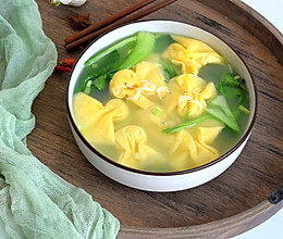 小金鱼蛋饺#新年开运菜,好事自然来#的做法