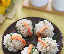 #美食视频挑战赛# 珍珠虾丸的做法