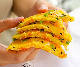 土豆丝鸡蛋饼 宝宝辅食食谱的做法