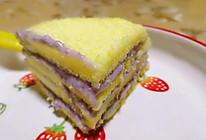 芋泥蛋糕的做法