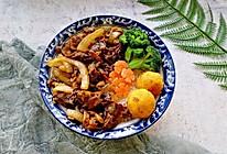 #人人能开小吃店#日式肥牛饭的做法