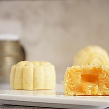 仿香港美心流心奶黄月饼#法国乐禧瑞,百年调味之巅#