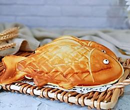 奶香鲷鱼烧#快手又营养,我家冬日必备的菜品#的做法