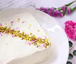 芋泥小方:低脂健康的蛋糕食谱!的做法