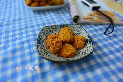 花生酱酥饼