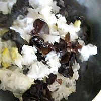 橄露Gallo经典特级初榨橄榄油试用之【炝炒双耳】的做法图解4