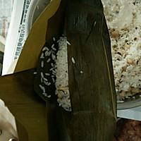 广式粽子的包法的做法图解9