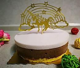 树莓巧克力慕斯蛋糕的做法