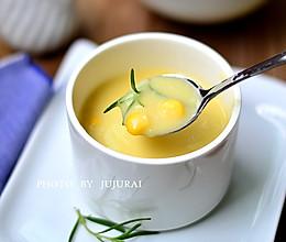 土豆玉米浓汤的做法