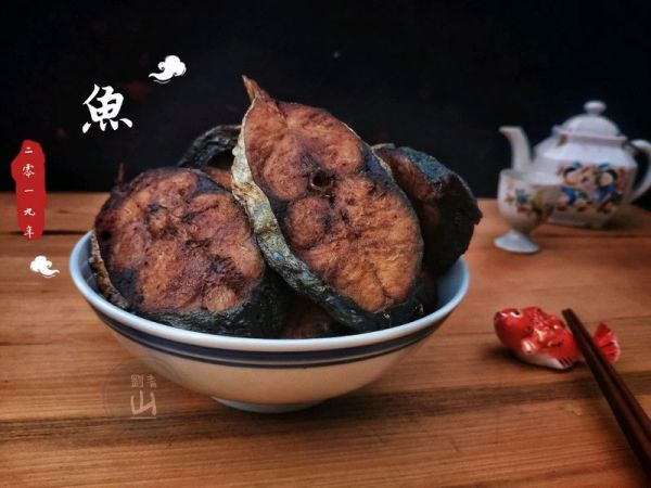#秋天怎么吃#熏鲅鱼的做法