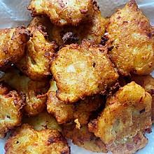 火腿土豆泥饼