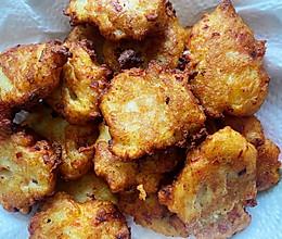 火腿土豆泥饼的做法