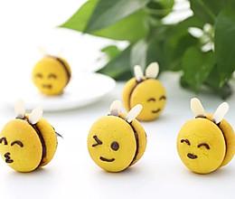 小蜜蜂曲奇饼干的做法