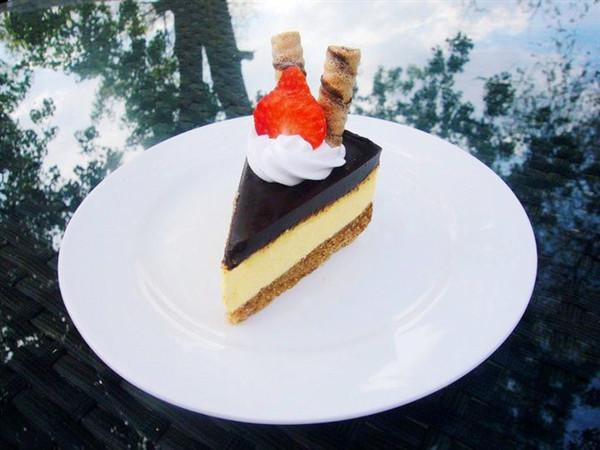 巧克力乳酪蛋糕(君之大神的配方)的做法