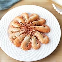 """盐水煮大虾#在""""家""""打造ins风美食#的做法图解7"""