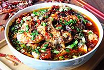 水煮豆花鱼---冬季暖身的做法