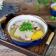 夏季养生汤&冬瓜玉米排骨汤,清热解暑又好喝!