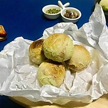 可可抹茶绿豆酥#花10分钟,做一道菜!#